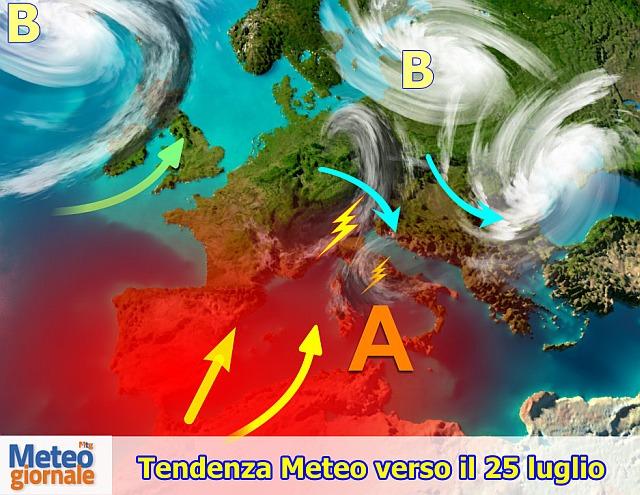 Torna il caldo in Sicilia Settimana sopra i 30 gradi