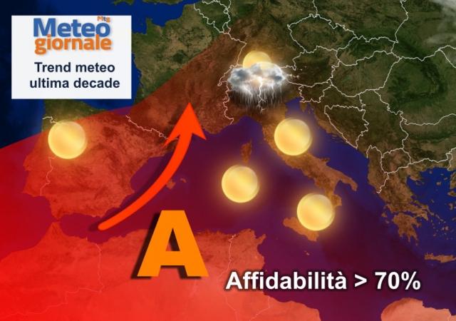 Meteo Ferragosto Napoli 2016 sole e bel tempo almeno fino a martedì