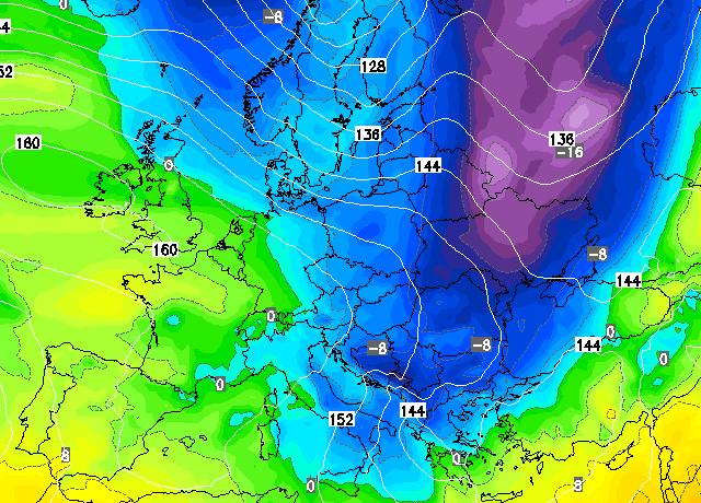 Meteo, arriva il gelo: da Nord a Sud si va sottozero -Previsioni