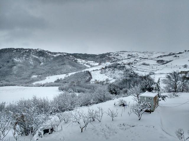 Befana di gelo, da stanotte neve in Calabria