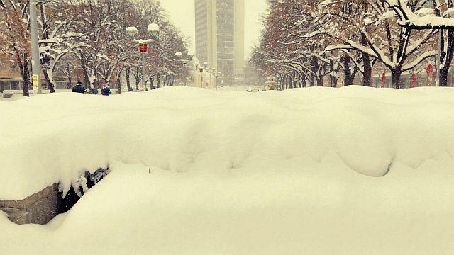 Maltempo neve Italia sotto zero, perché fa così freddo