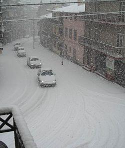 Il freddo investe l 39 italia anticiclone record neve in for Meteo san giovanni in fiore