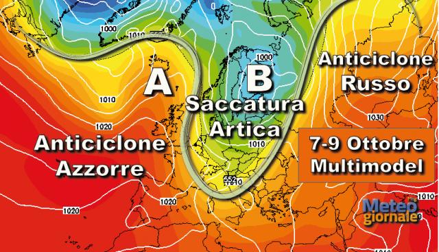 Meteo Italia. Temporali e nubifragi tra Calabria e Sicilia: scatta l'allerta meteo