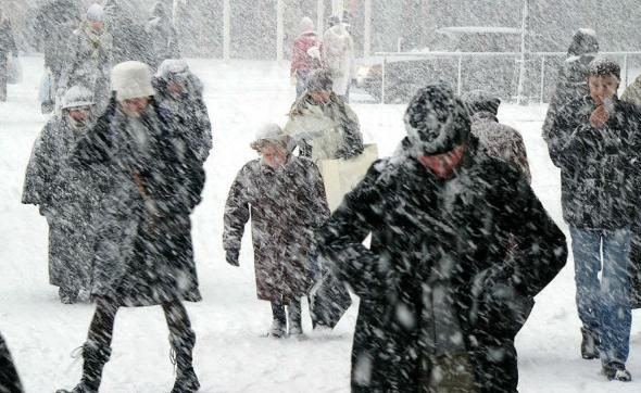 Tornano burian, gelo e piogge: temperature in calo anche di 10 gradi