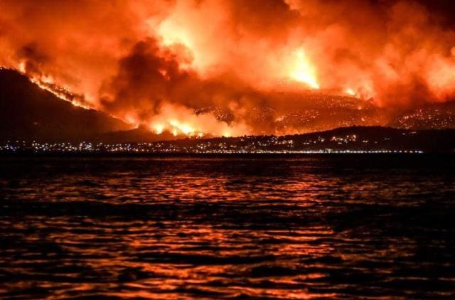 Grecia: bilancio incendi sale a 81 morti, ancora dispersi - Cronaca