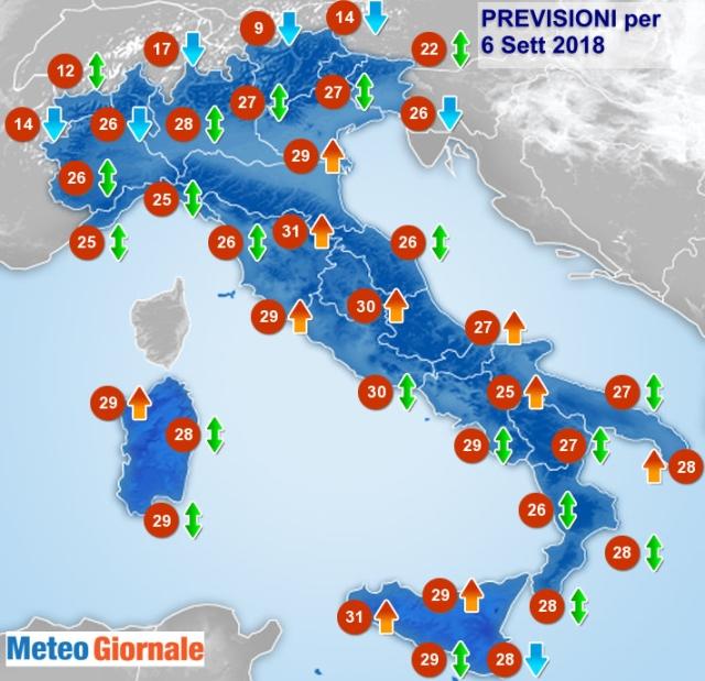 Meteo in peggioramento, previsti grandine e forti temporali nel Veneziano