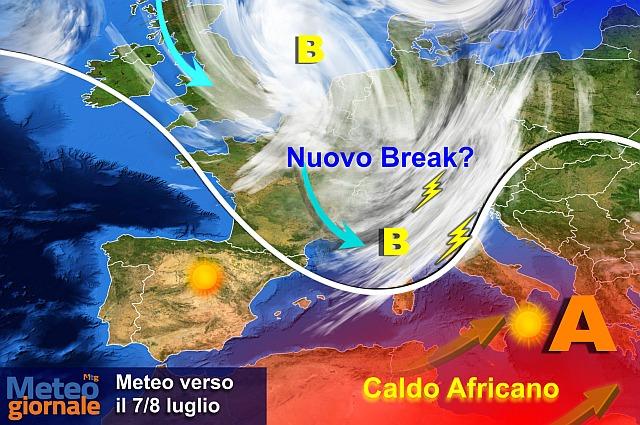 Ondata di Calore: Allarme caldo e siccità in Italia