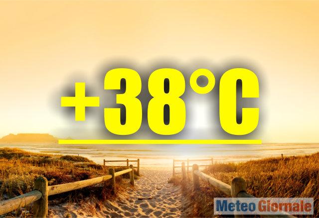 Meteo, temporali in arrivo al Nord. Temperature in aumento al Sud