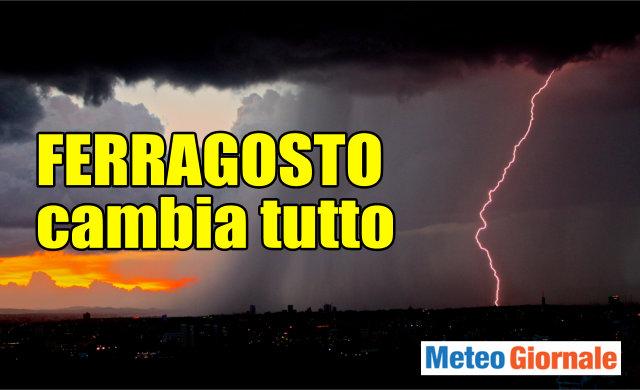 Previsioni meteo 6 agosto 2018: caldo record e afa