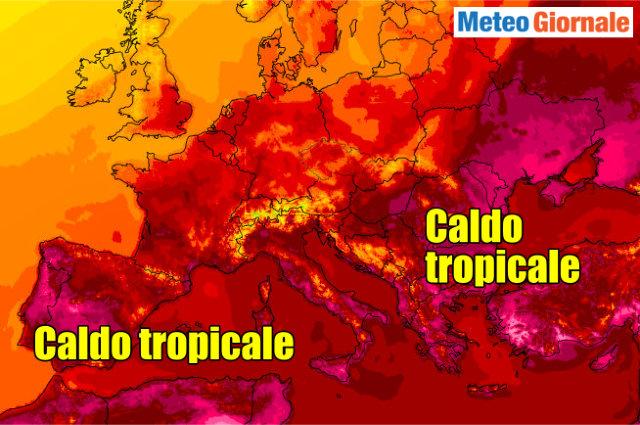 Meteo Ferragosto: le previsioni per il 15 agosto 2018