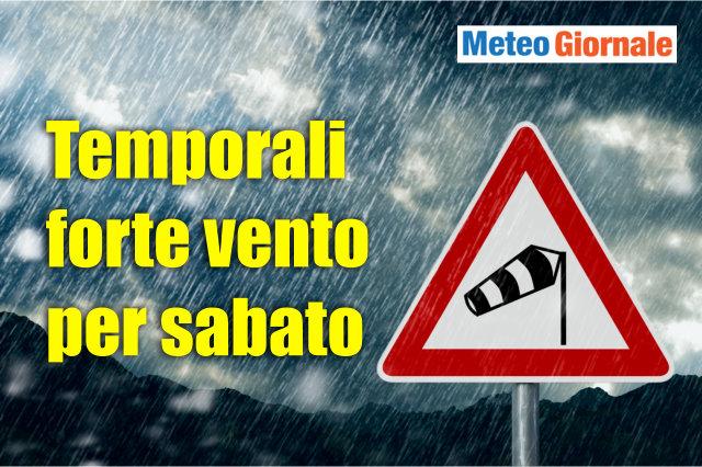 Meteo Napoli: in arrivo temporali e brusco calo delle temperature