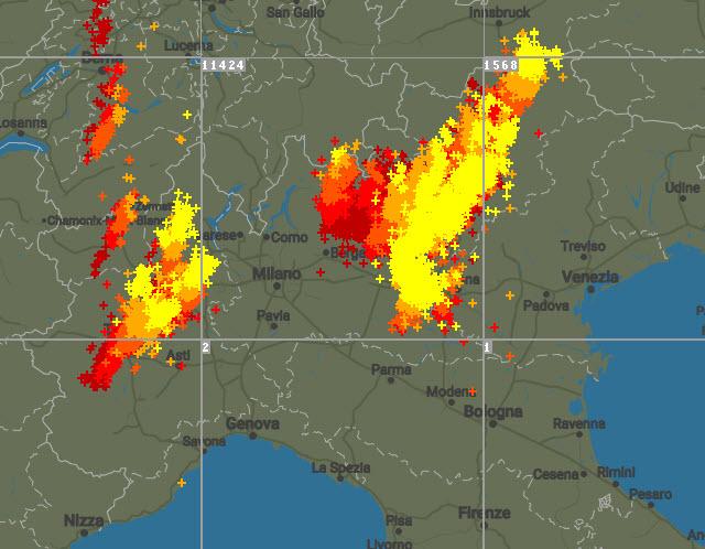 Veneto, un disperso e un ferito lungo il litorale per maltempo