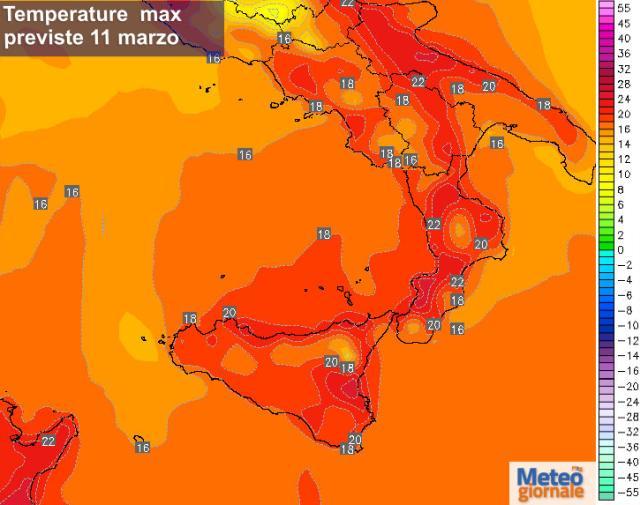 Allerta Meteo rischio Nubifragi al Nord e Toscana