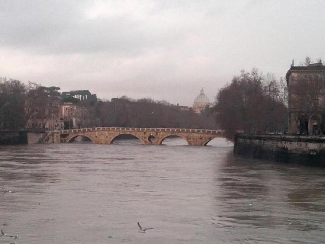 Maltempo e gelo, in Italia venti freddi dalla Russia