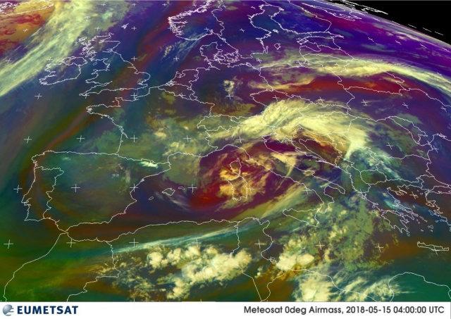 Immagine Meteosat