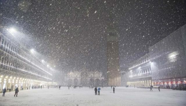 Maltempo: prima i temporali, poi tornano Buran e la neve