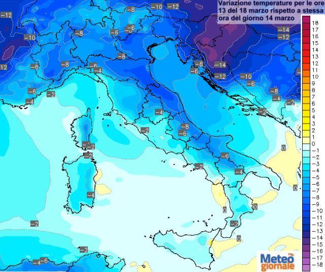 Focus NEVE WEEKEND Alpi e Appennino: accumuli e quote