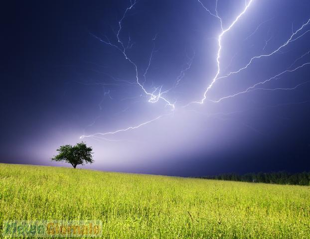 Meteo: caldo al mattino e temporali nel pomeriggio, le previsioni