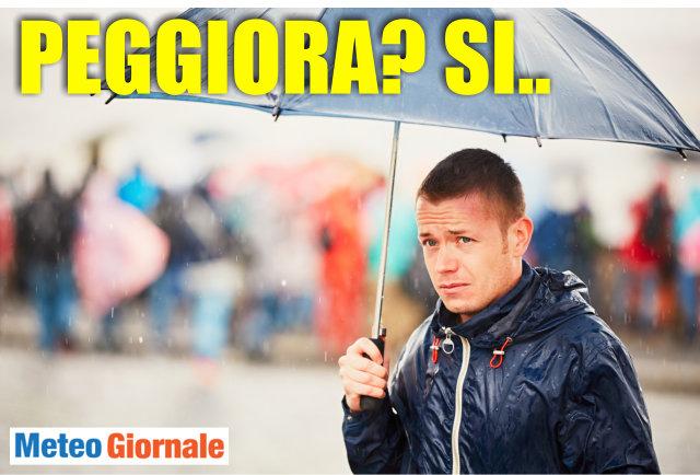 Dopo il caldo africano, arrivano i temporali anche a Verona