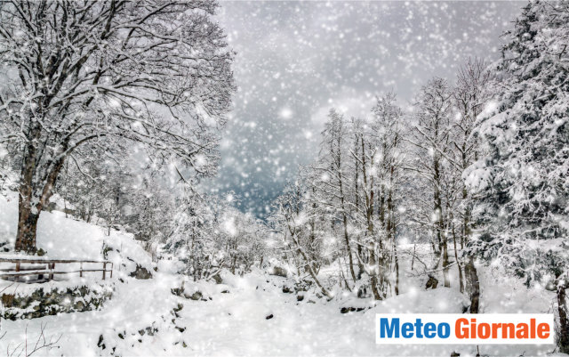 Meteo. Dal 27 novembre arriva 'l'Inverno Generale', cambiano le temperature: le previsioni