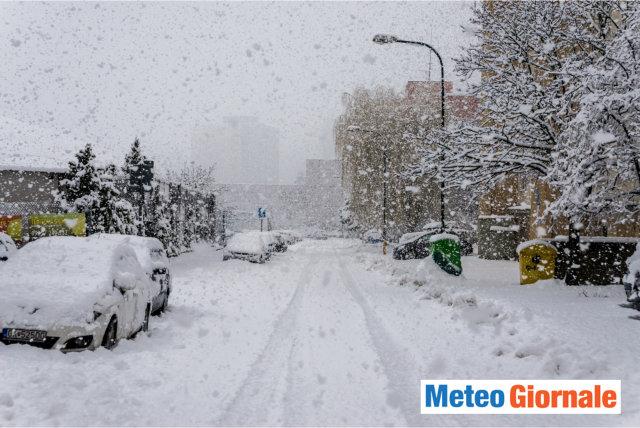Meteo, l'inverno conquista l'Italia: settimana con temperature sotto le medie