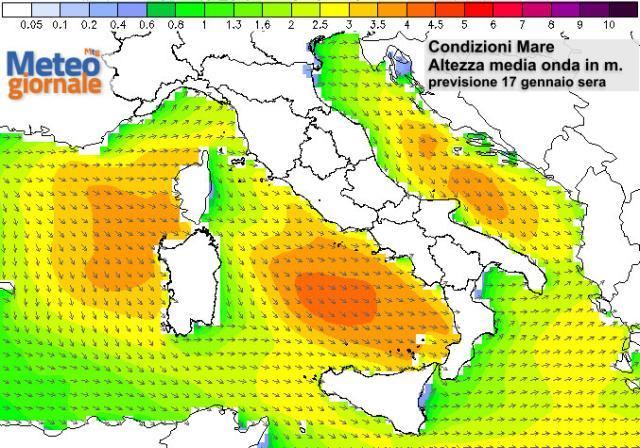Martedì allerta per il vento in Romagna