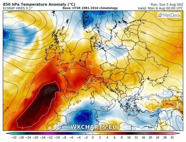 Maltempo, temporali forti in arrivo a Monza: scatta l'allerta meteo