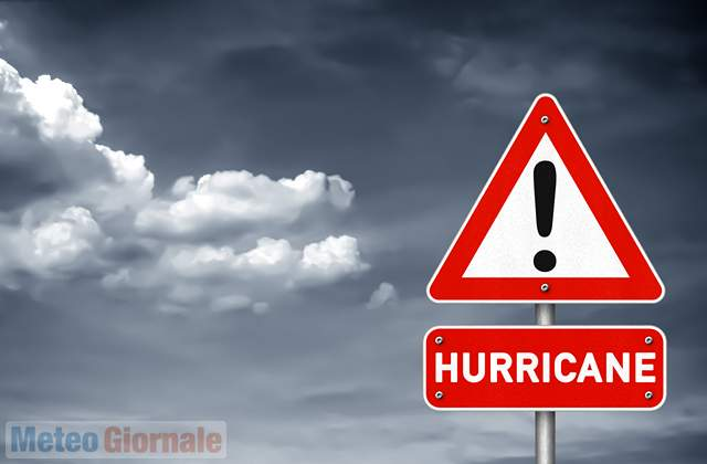 Meteo. Uragano Florence, impatto imminente e prime inondazioni