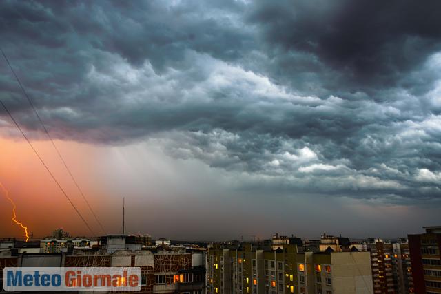 Previsioni meteo: settimana fredda e instabile