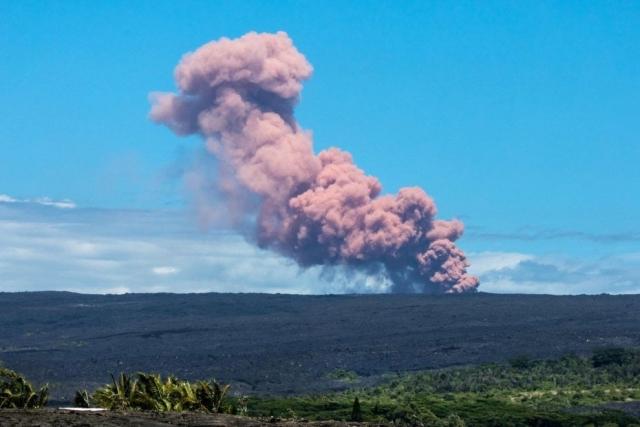 Hawaii: erutta il vulcano Kilauea, migliaia di sfollati